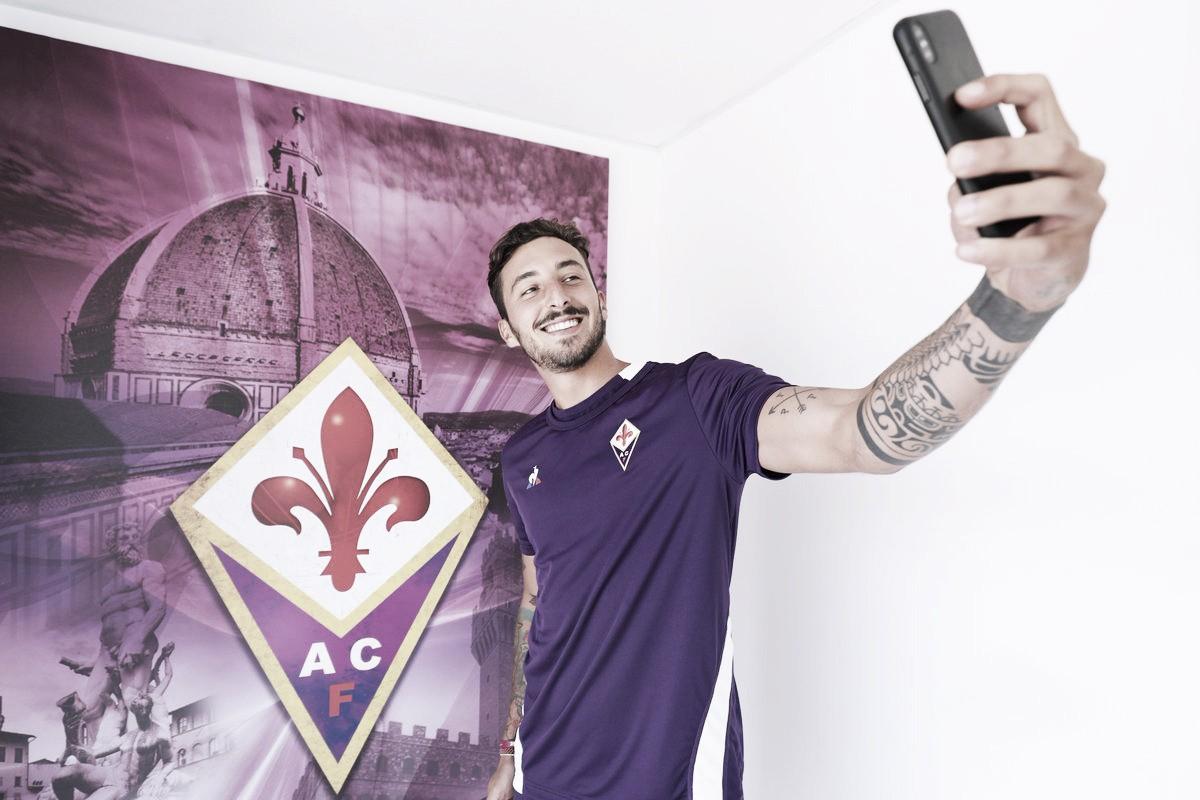 Fiorentina confirma contratação de zagueiro Ceccherini, ex-Crotone