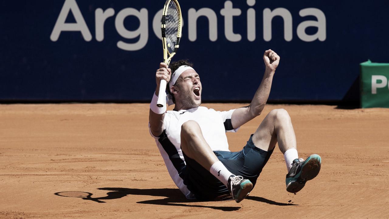 Cecchinato se proclama campeón en Buenos Aires