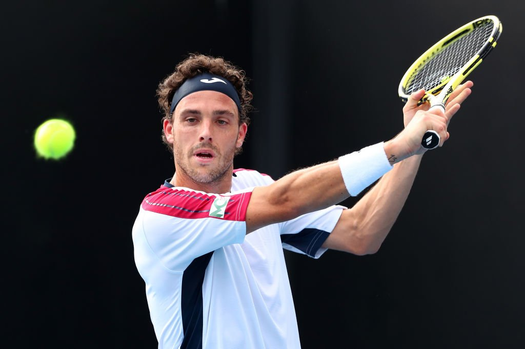 Australian Open- Gli Azzurri: sfiora l'impresa Vanni, sfuma Cecchinato