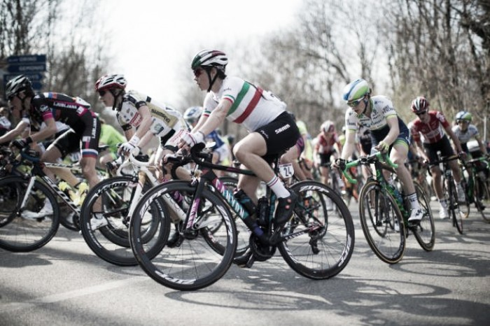 Elena Cecchini 'dreams' of winning Tour of Flanders