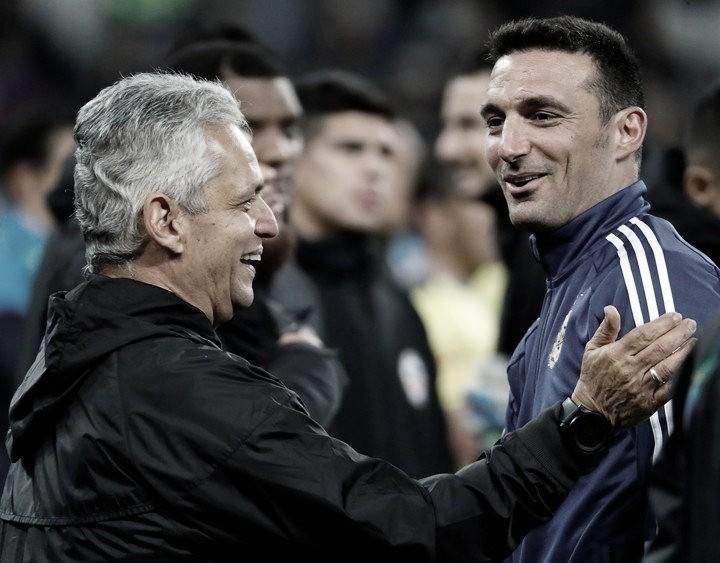 Reinaldo Rueda quiere romper la racha de Argentina