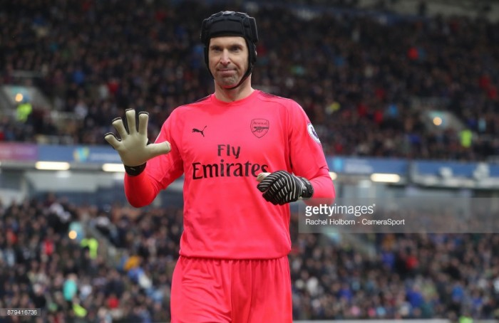 Petr Cech believes Arsenal's away day woes are a thing of the past after dramatic win at Burnley