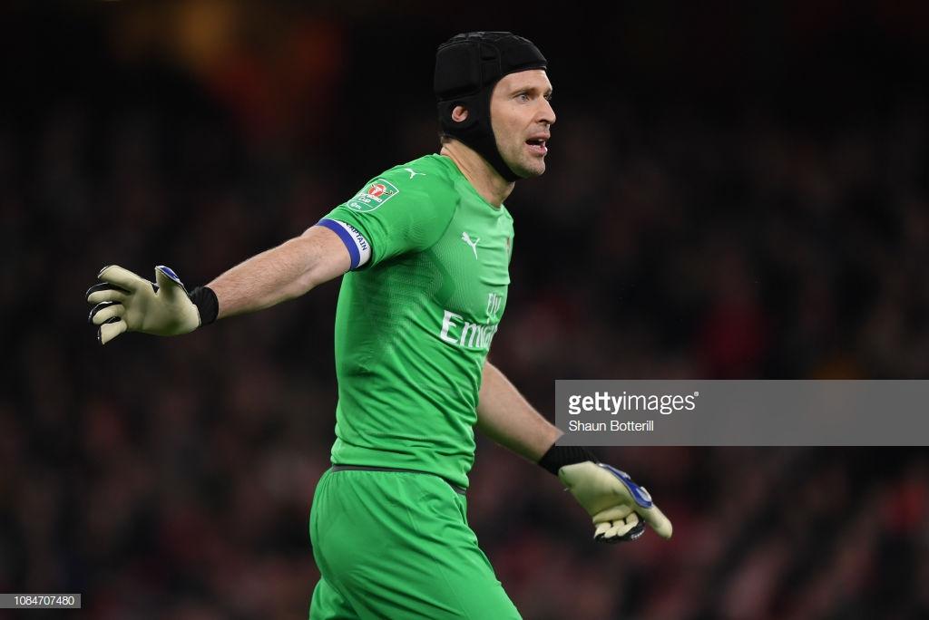 Top Five: Petr Cech performances for Arsenal