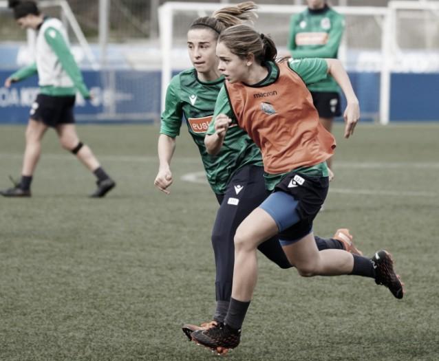 Previa Real Sociedad - Real Madrid Fem: deseo de reengancharse en la zona alta