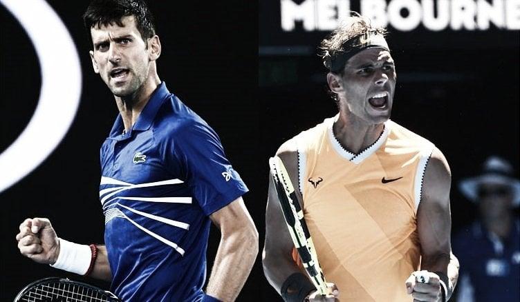 Djokovic vence Nadal na final do Australian Open 2019 (3-0)