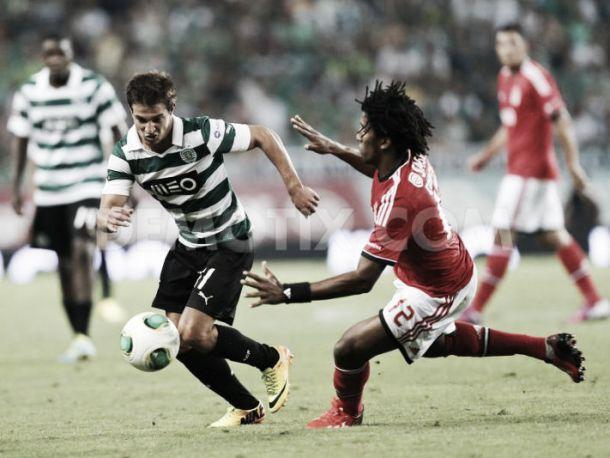 Cédric poderá falhar «derby» com o Benfica