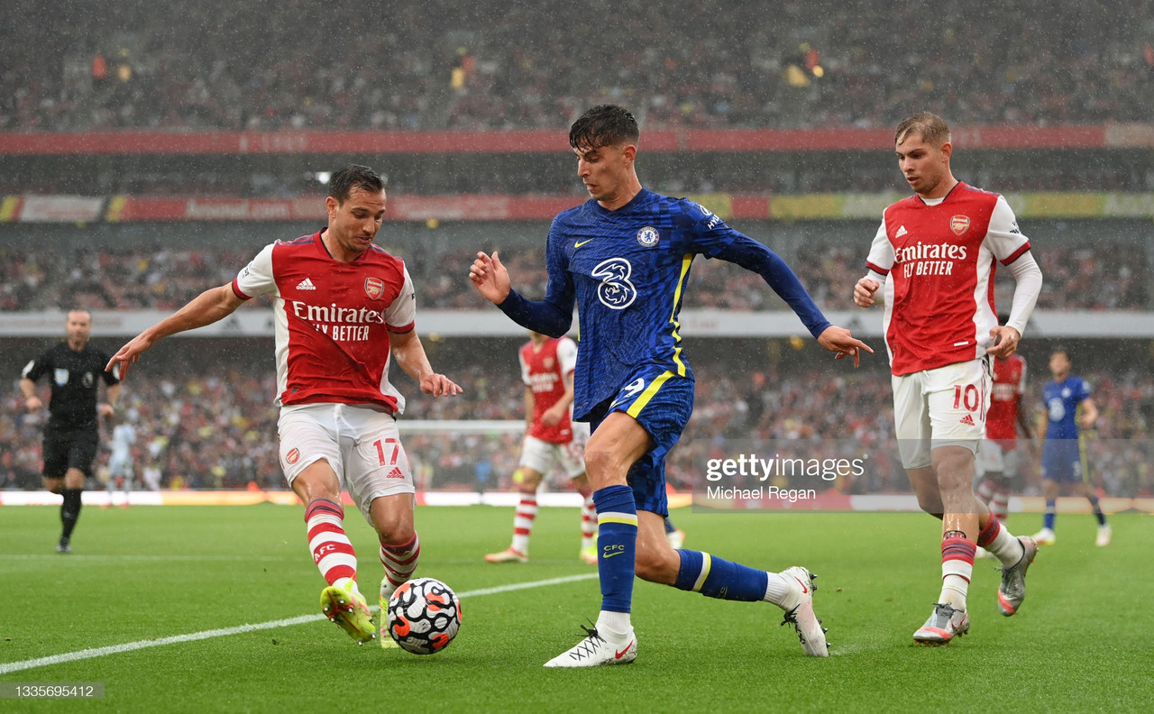 Analysing the options for Arsenal's right back dilemma