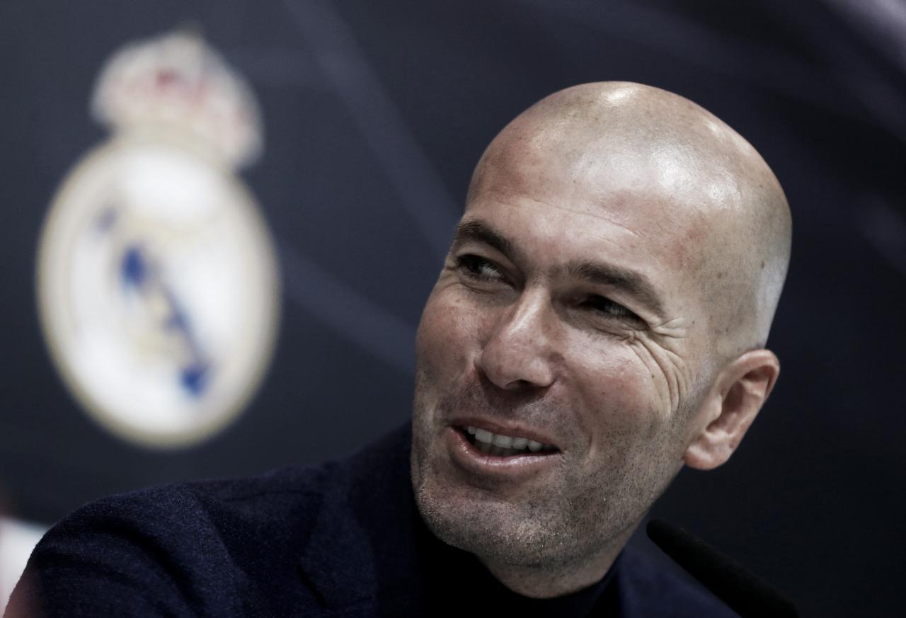 Real Madrid anuncia retorno de Zidane até 2022