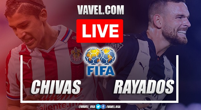 Goal and highlights: Chivas 0-1 Rayados Monterrey in Friendly Match 2021