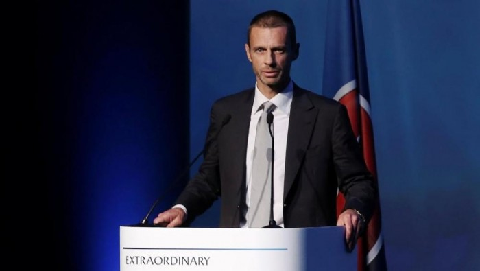 Nuova era per la UEFA: eletto lo sloveno Ceferin