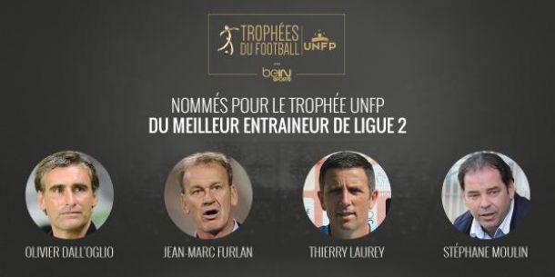 Trophées UNFP Ligue 2 : La liste des entraineurs nommés dévoilée !