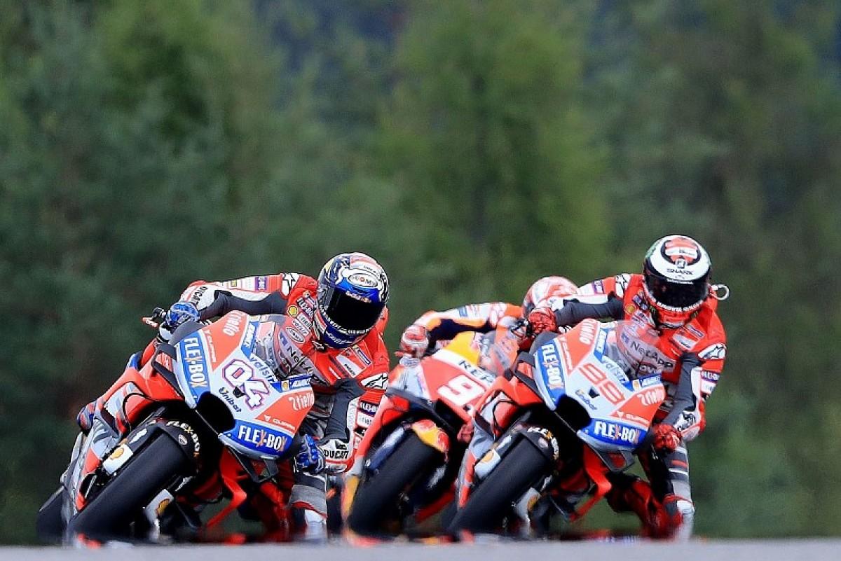 """Tampil Brilian, Lorenzo Ungkap Strategi Baru """"Late-attack"""" di MotoGP Ceko"""