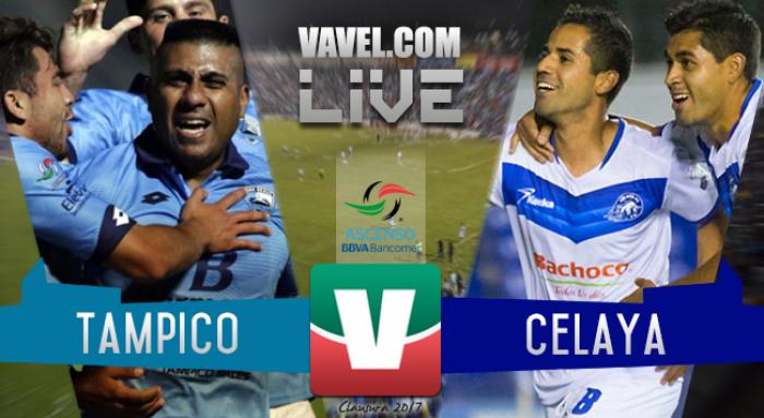 Amargo empate entre Celaya y Tampico Madero