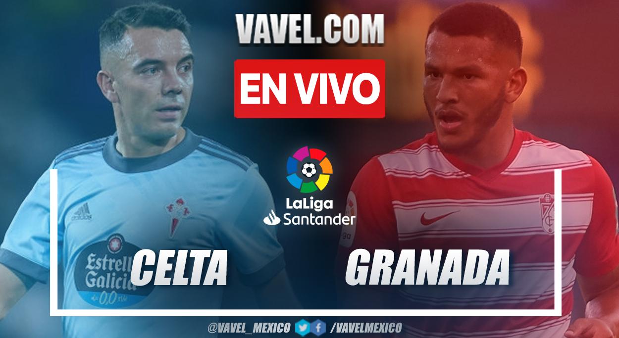 Resumen y gol: Celta 1-0 Granada en la fecha 7 por LaLiga 2021-22