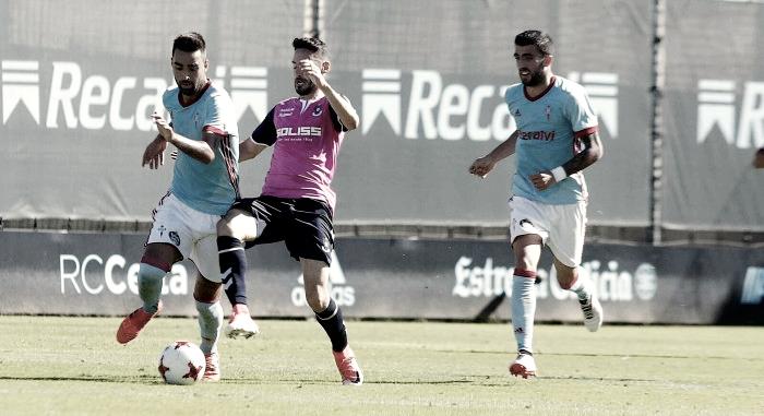 Juan Hernández decide un choque de trenes en el minuto 90