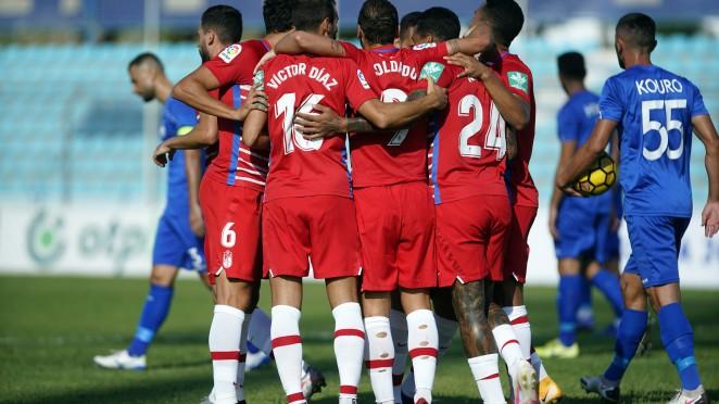 Previa Granada CF - Lokomotiv Tbilisi: seguir con paso firme en el sueño de Europa