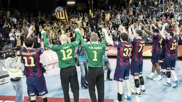 Colonia, el Barça ya está aquí