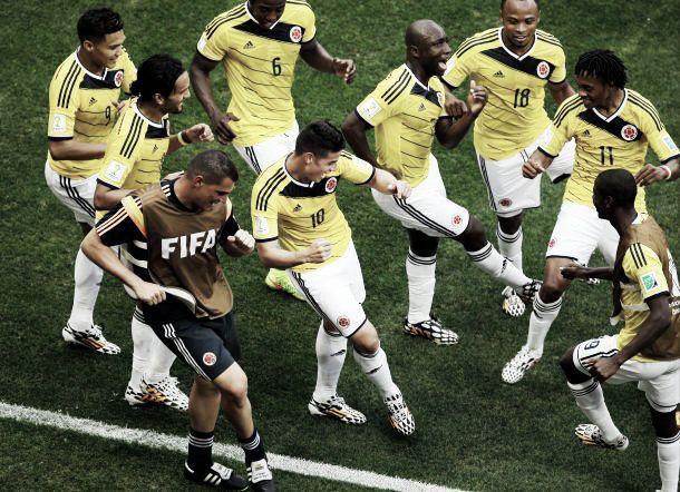 Selección Colombia en el podio de las tres mejores en el ranking de la FIFA