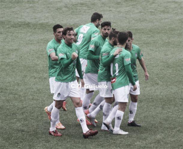 Atlético Astorga - Guijuelo: el baile sobre el alambre