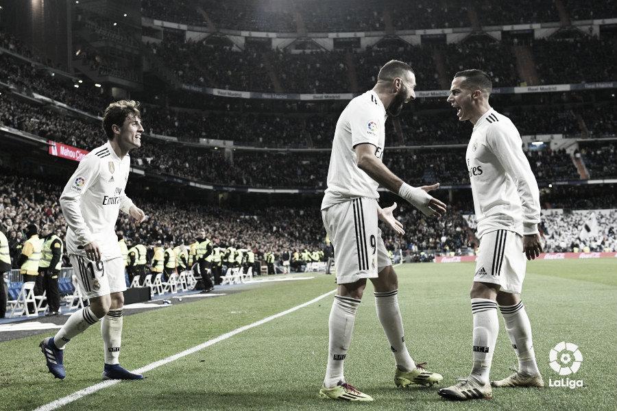 Lucas Vázquez y Odriozola, el dúo inquieto del Real Madrid