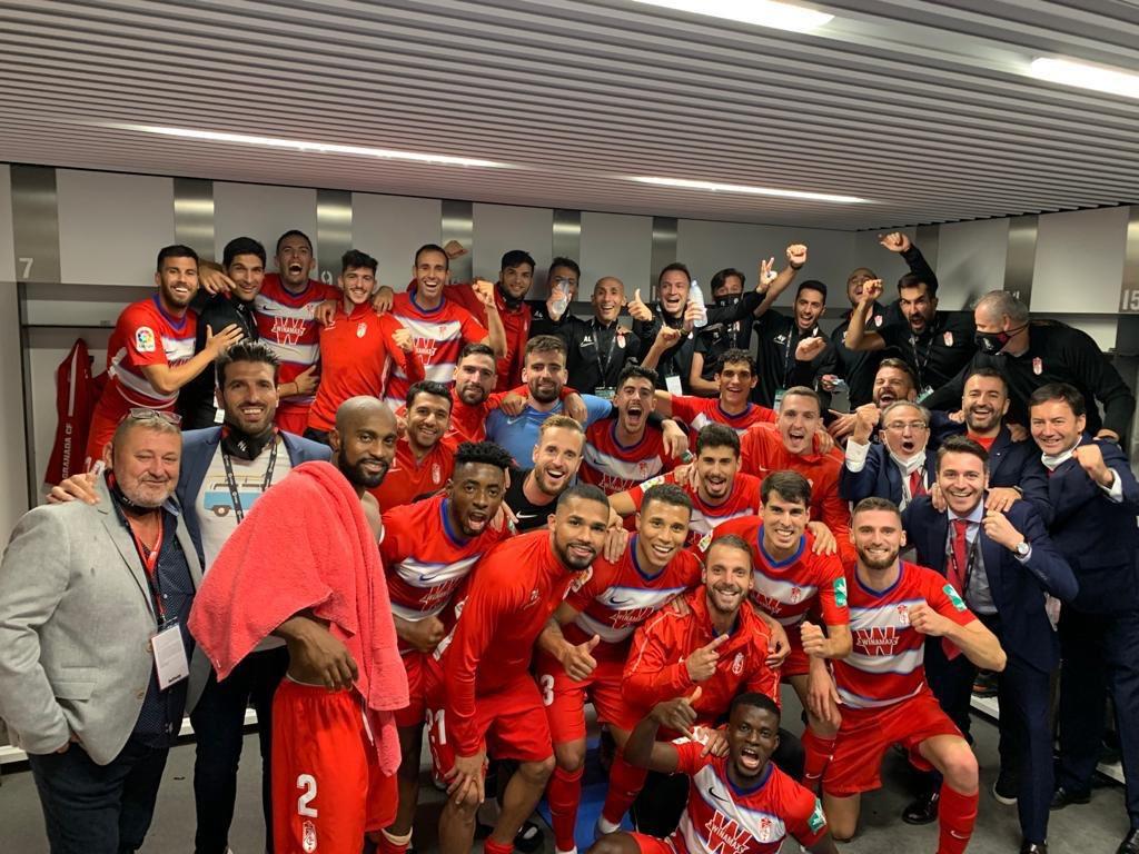 La permanencia del Granada CF en Primera más holgada de su historia
