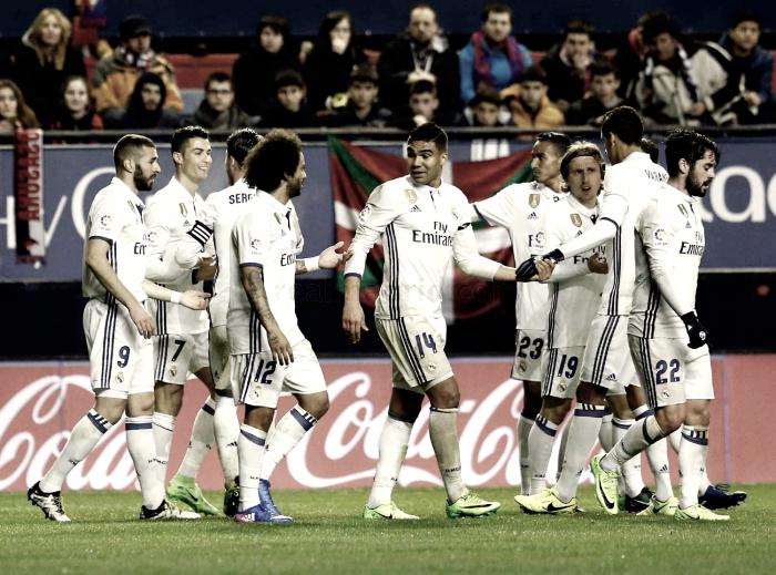 Análisis del partido: Osasuna 1-3 Real Madrid, el líder no falla pese a las dificultades