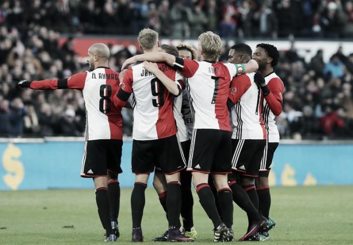 Resumen jornada 15 de la Eredivisie: Feyenoord y Ajax siguen a lo suyo mientras que el PSV vuelve a pinchar