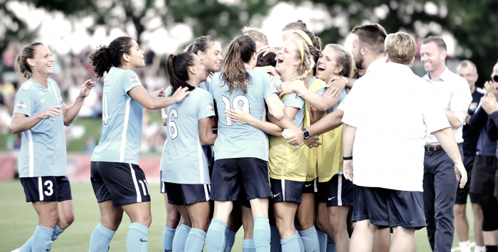 2017 Sky Blue FC midfield breakdown