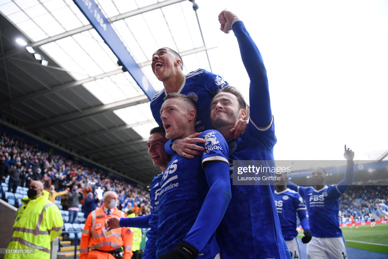Why this season has been a success for Leicester City despite final day loss