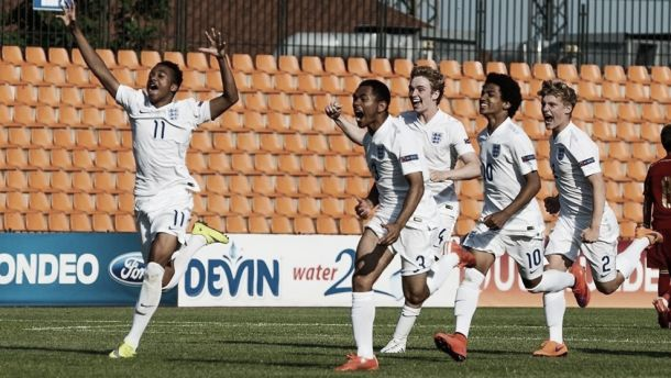 England U17 0-0 Spain U17: Huffer the Hero as Young Lions seal World Cup place with penalties