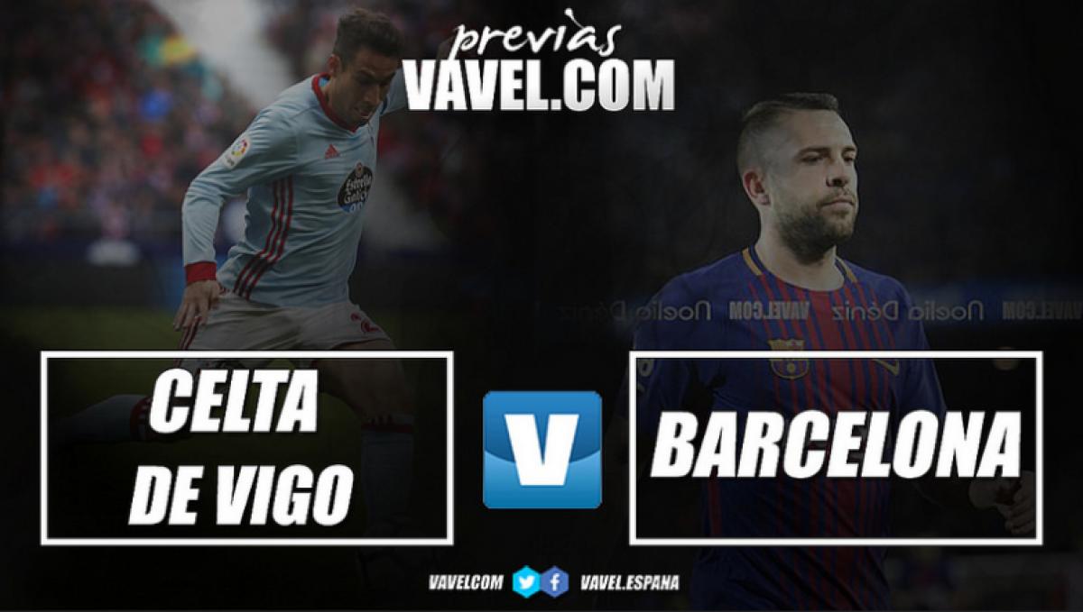 Celta - Barcellona, impegno in trasferta per Valverde