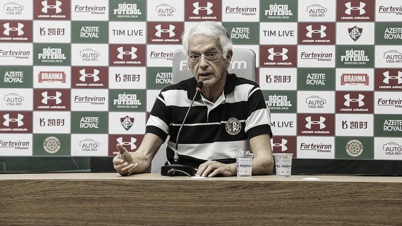 """Dirigentes de Fluminense e Botafogo criticam reunião de Flamengo e Vasco com Bolsonaro: """"Enorme desserviço"""""""
