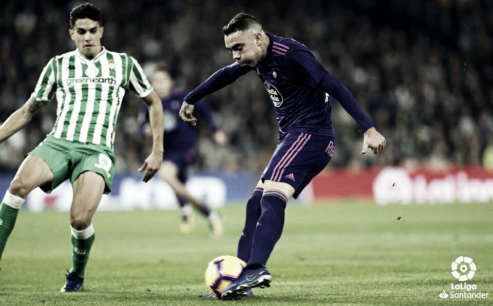 Em duelo acirrado, Betis e Celta empatam no Villamarín pela La Liga