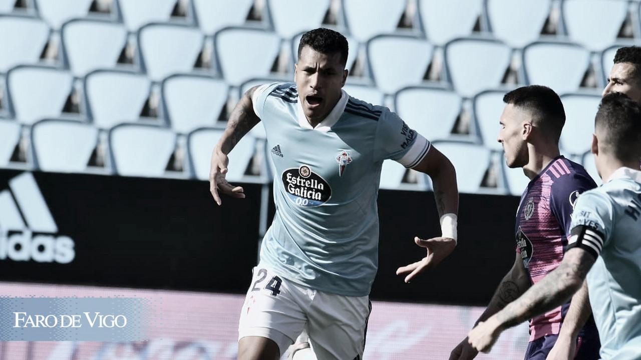 Jeison Murillo resaltó en el fin de semana de los colombianos en el fútbol español