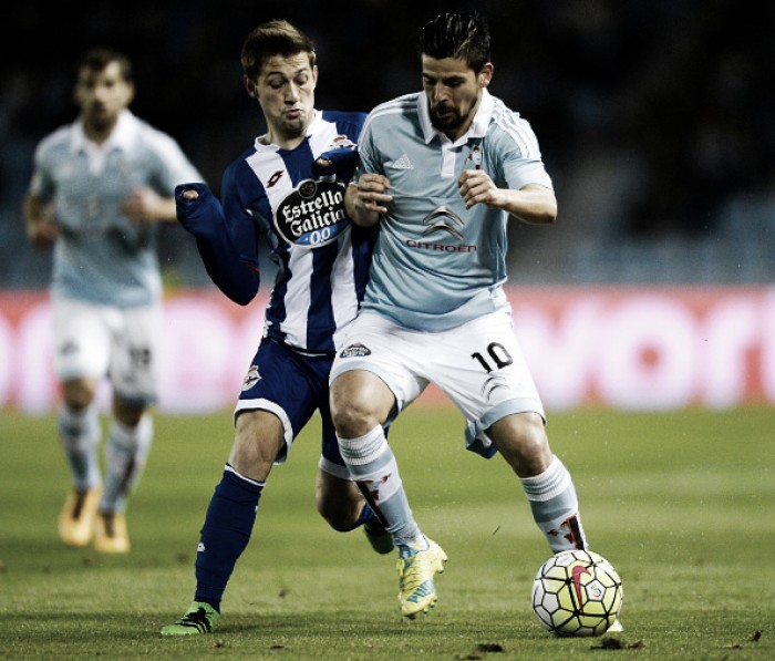 Celta de Vigo 1-1 Deportivo de La Coruna: Rivals split points in Galician derby