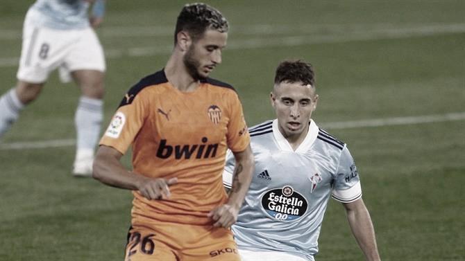Celta ganha do Valencia e encerra má fase no Campeonato Espanhol