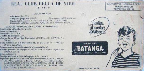 Momentos Celta - FC Barcelona: el goleador olvidado