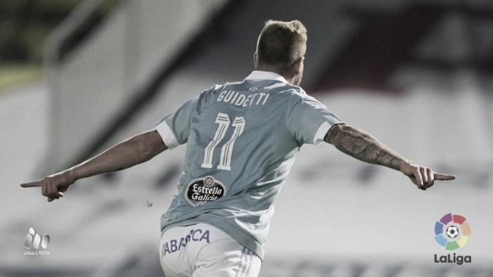 Celta - Levante: puntuación del Celta, jornada 20 de la Liga BBVA