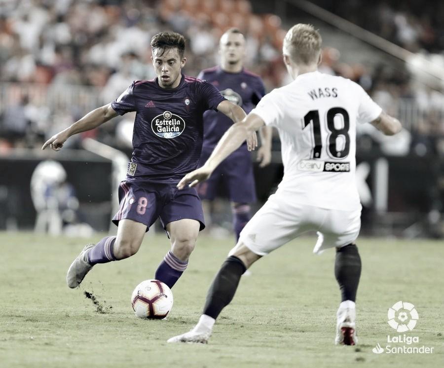 Previa RC Celta - Valencia CF: un mar de dudas