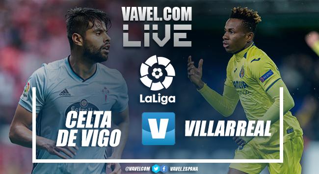 Resumen Celta vs Villarreal (0-1)