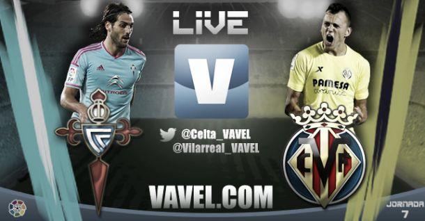 Celta de Vigo vs Villarreal en vivo y en directo online