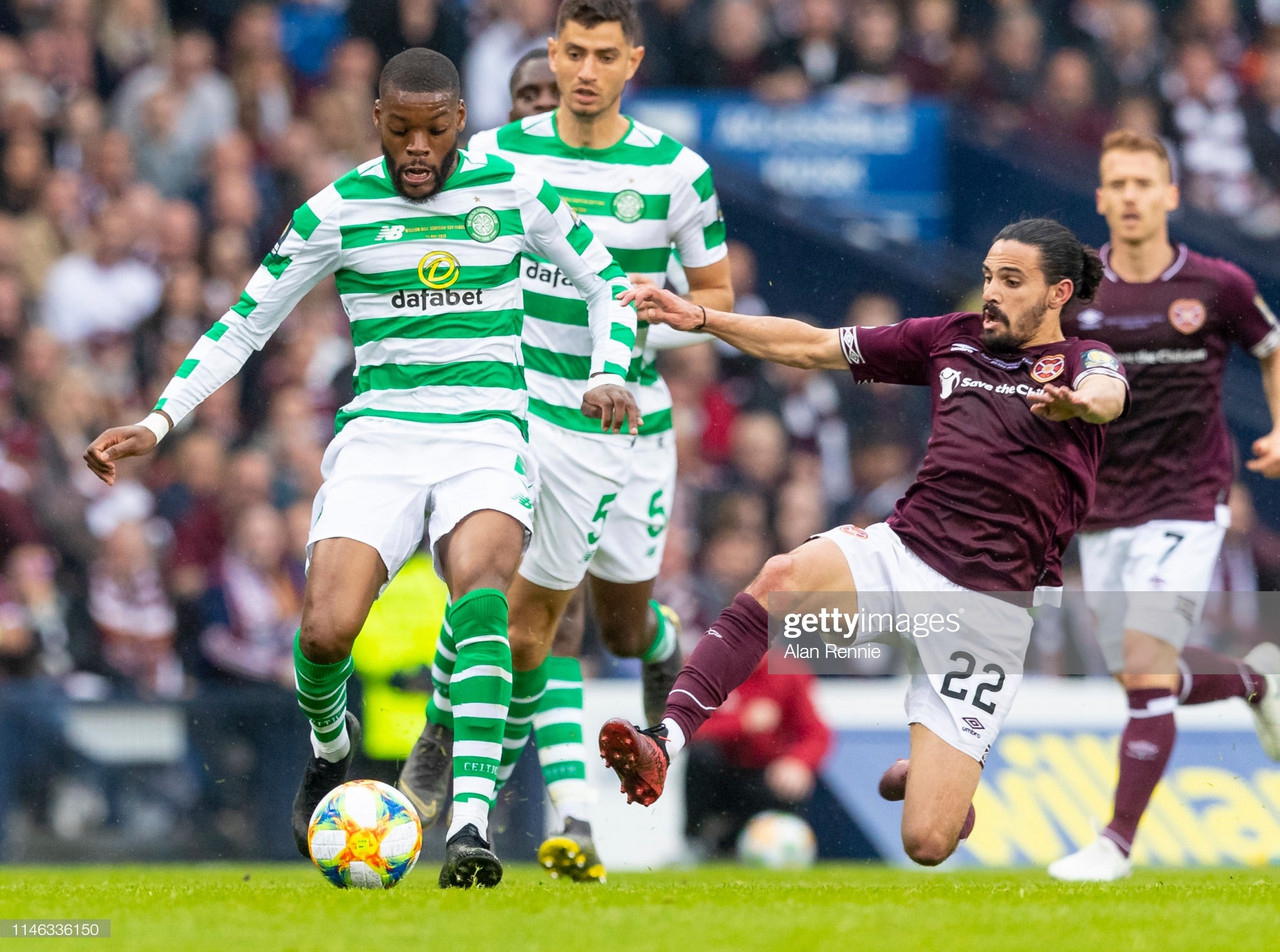 Olivier Ntcham admits he wants to depart Celtic Park