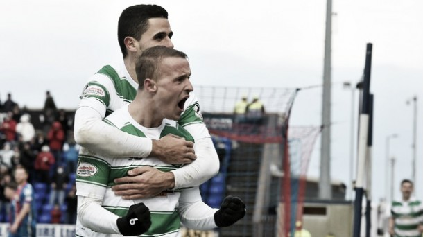 Inverness Caledonian Thistle 1-3 Celtic: Bhoys back to winning ways in the highlands