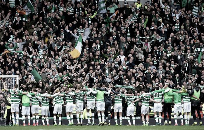 Invencibilidade: Celtic quebra recorde britânico após vitória no Escocês