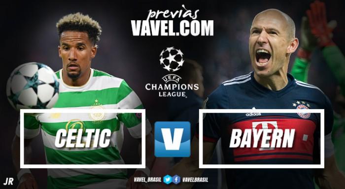 Com desfalques importantes no ataque, Bayern encara Celtic na Escócia pela Champions League