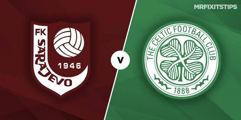 Result Sarajevo 3-1 Celtic in UCL 2019