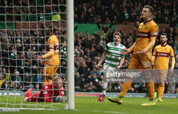 Motherwell 2-5 Celtic: Hoops set blistering pace in title defence