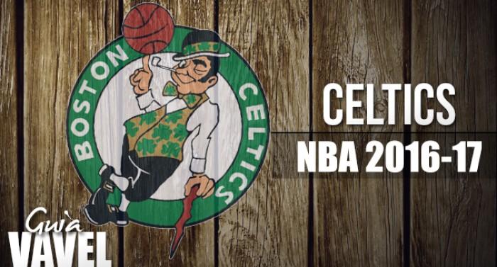 Guía VAVEL NBA 2016/17: Boston Celtics