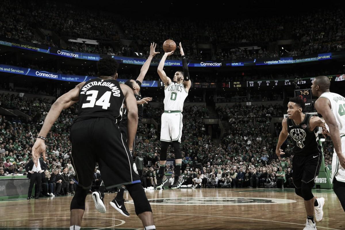 Previa Boston Celtics - Milwaukee Bucks: Game 2, el choque más igualado disputado hasta el momento