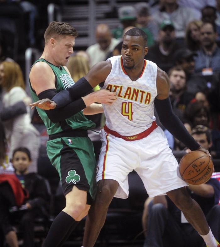 Paul Millsap Leads Atlanta Hawks to 118-107 Win Over Boston Celtics